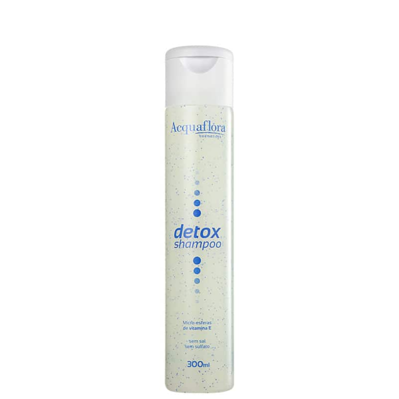 Acquaflora Detox - Shampoo Antirresíduo 300ml