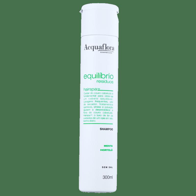 Acquaflora Equilíbrio - Shampoo Antirresíduo 300ml