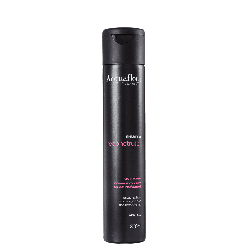 Acquaflora Reconstrução - Shampoo sem Sal 300ml