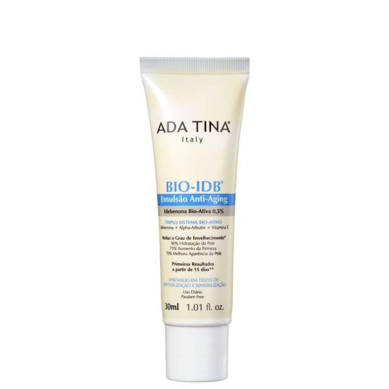 Ada Tina Bio-IDB - Emulsão Anti-Idade 30ml