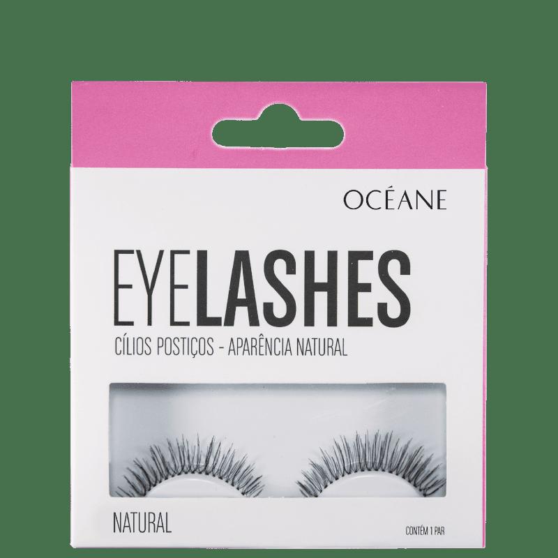 Eyelashes Natural - Cílios Postiços
