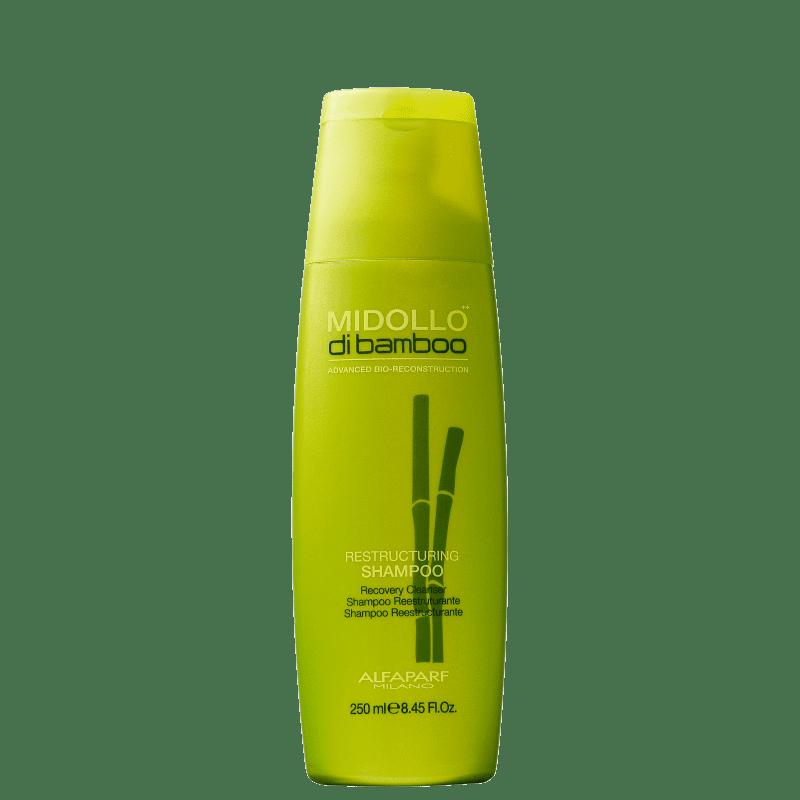 Alfaparf Midollo di Bamboo Restructuring - Shampoo 250ml