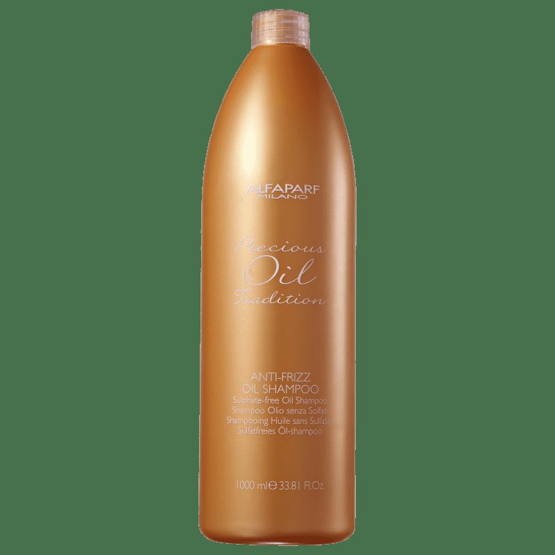 Alfaparf Precious Oil Tradition Anti-Frizz - Shampoo 1000ml
