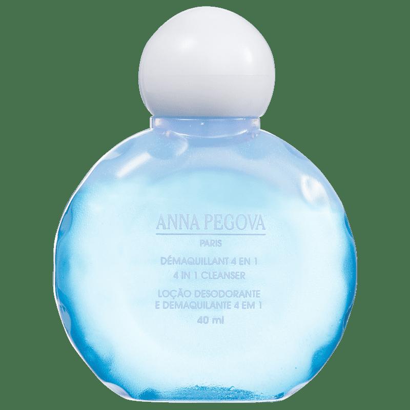Anna Pegova Démaquillant 4 en 1 - Água Demaquilante 40ml