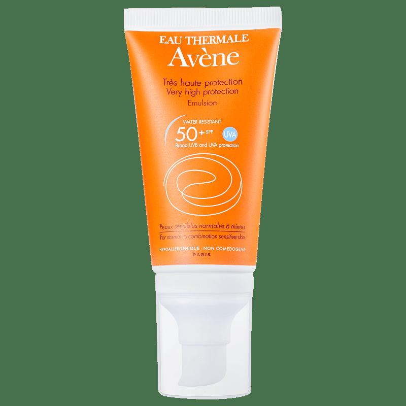 Avène Very High Protection FPS 50 - Protetor Solar Facial 50ml