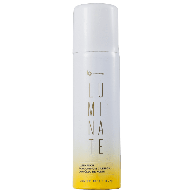 Best Bronze Luminate - Spray de Brilho 150ml