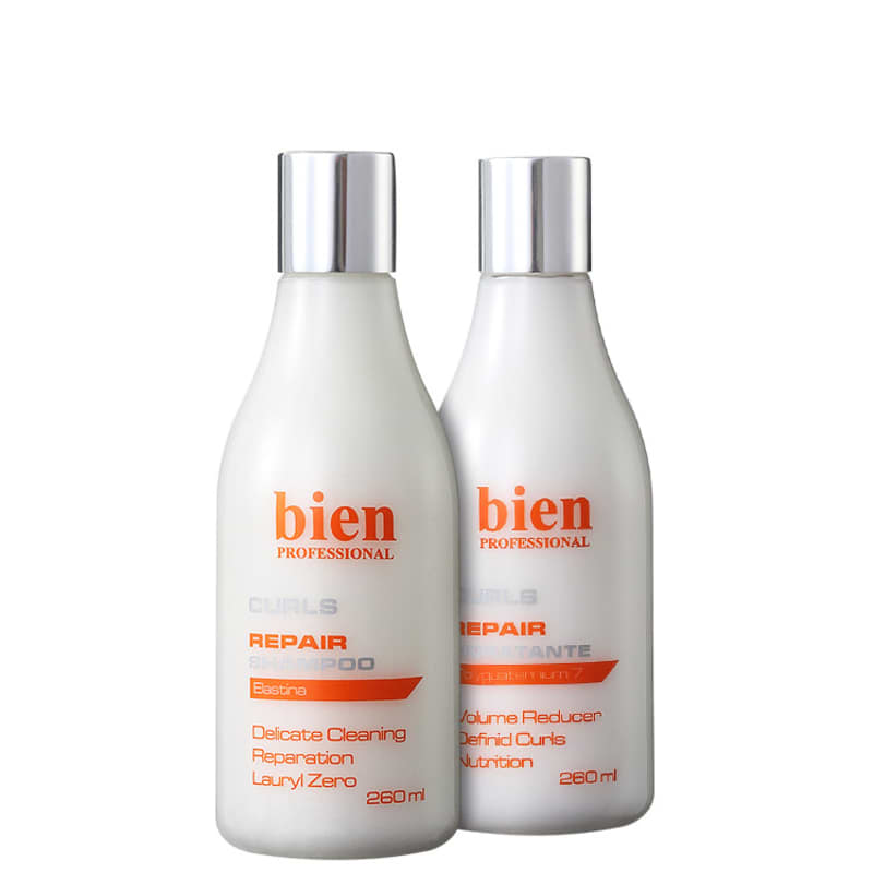 Kit Bien Professional Curls Repair Duo (2 Produtos)
