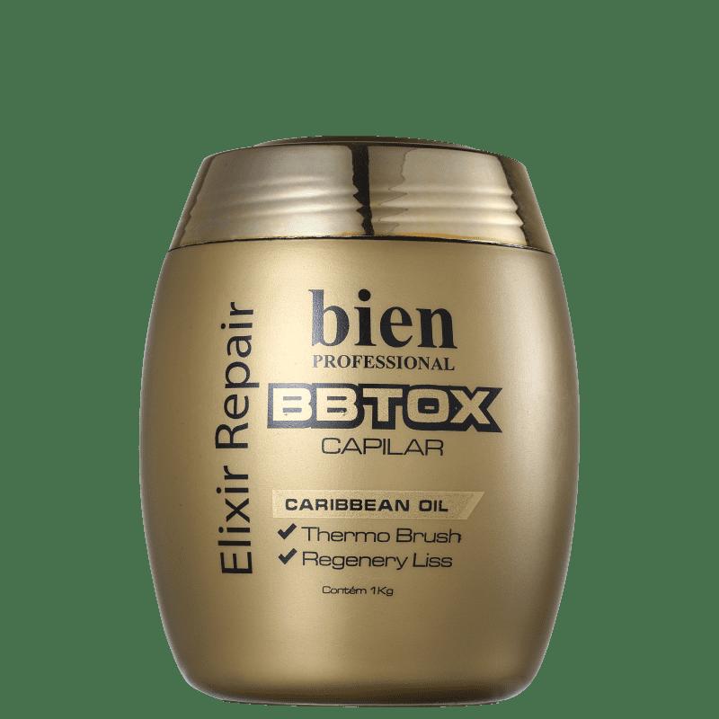Bien Professional Elixir Repair BBTox - Selagem Térmica 1000g
