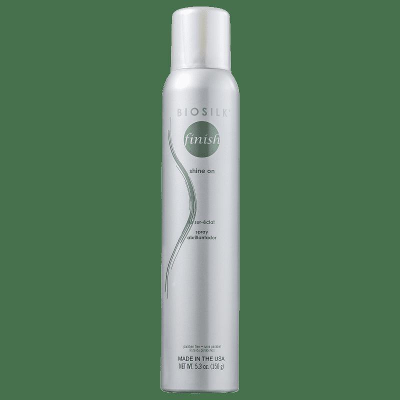 Biosilk Finish Shine On - Spray de Brilho 150g