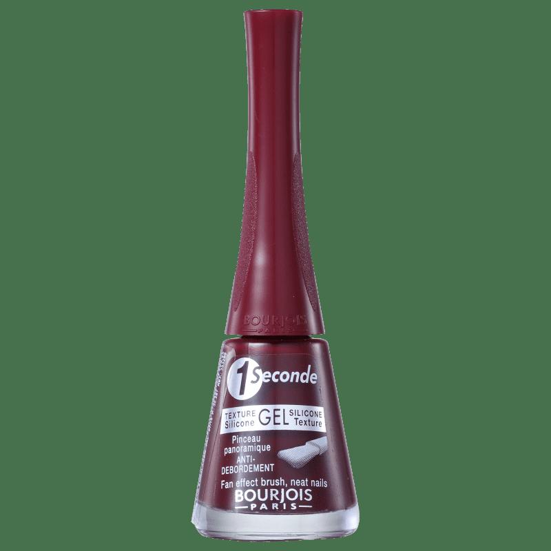 Bourjois 1 Seconde Gel Red Dingue - Esmalte Cremoso 8ml