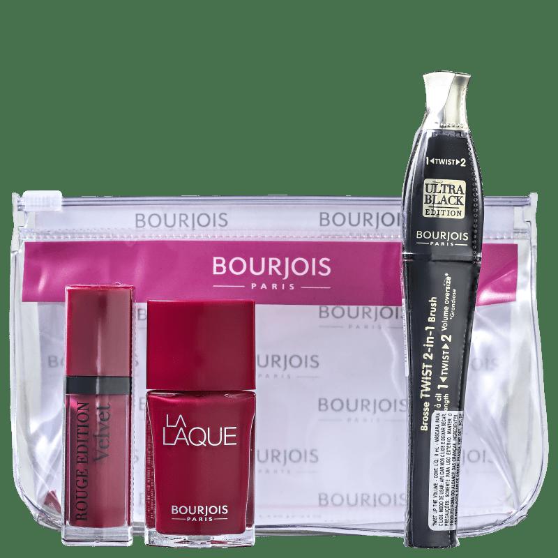 Bourjois Fuchsiao Bella Kit (3 Produtos)
