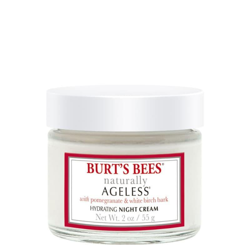 Burt's Bees Naturally Ageless - Creme Hidratante Noturno 55g