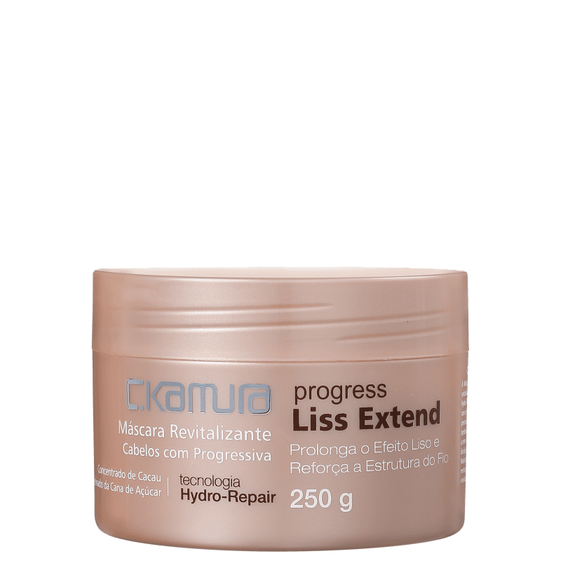 C.Kamura Progress Liss Extend - Máscara Capilar 250g