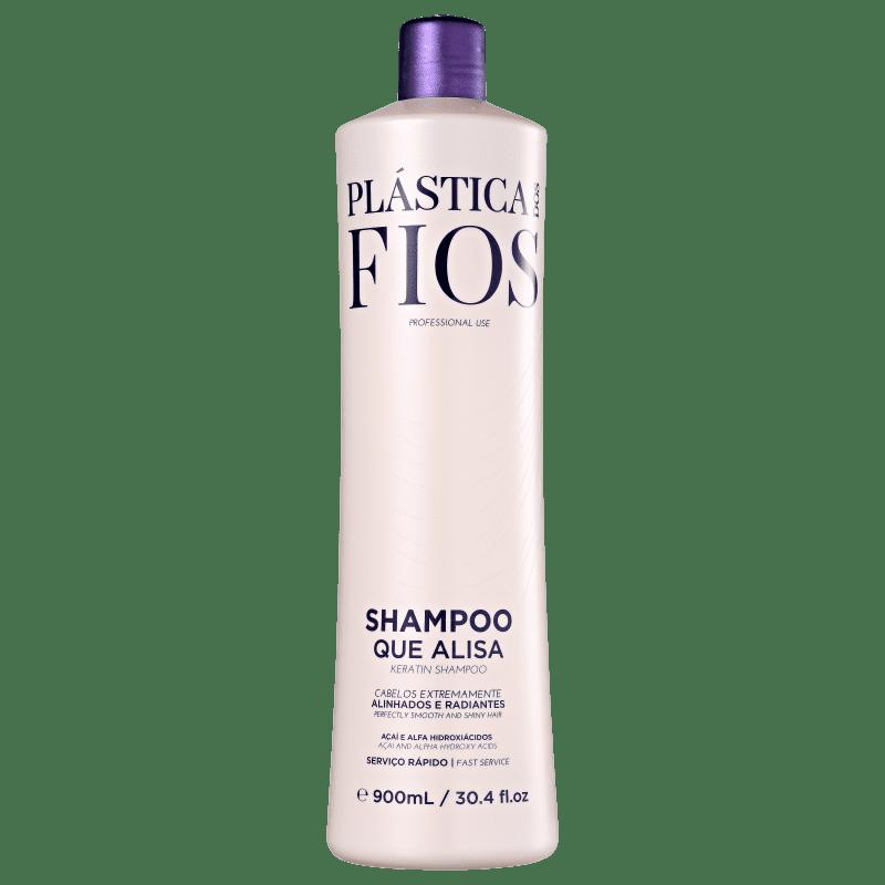 Cadiveu Professional Plástica dos Fios - Shampoo Alisante 900ml