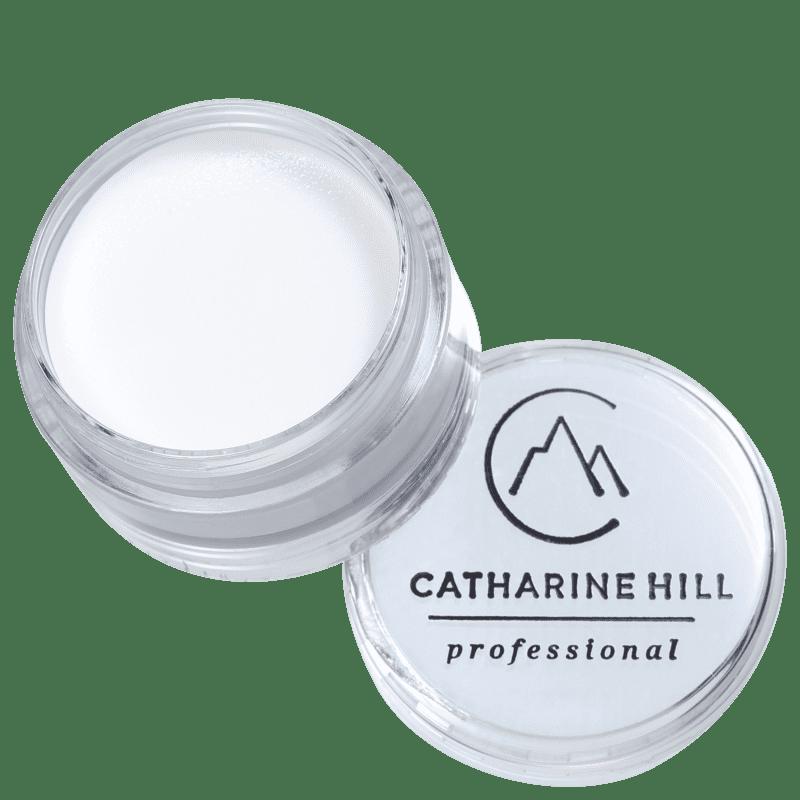 Catharine Hill Clown Make-up Waterproof Mini Branco - Sombra Matte 4g