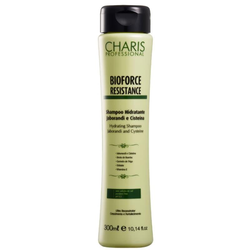 Charis Bioforce Resistance - Shampoo sem Sal 300ml