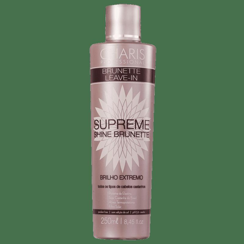 Charis Brunette Supreme Shine - Leave-in 250ml