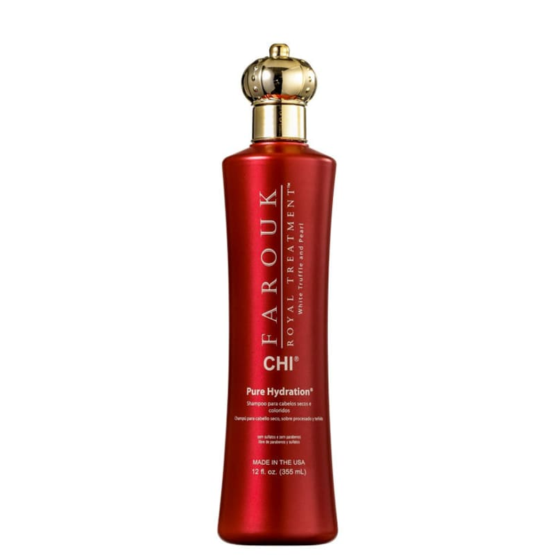 CHI Farouk Royal System Pure Hydration - Shampoo 355ml