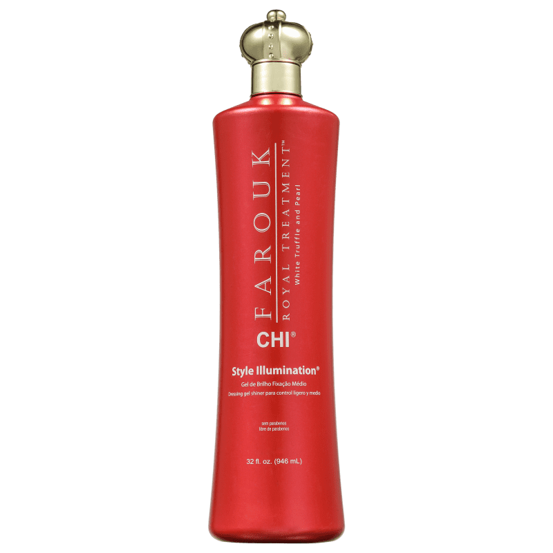 CHI Farouk Royal System Style Illumination - Gel Fixador 946ml