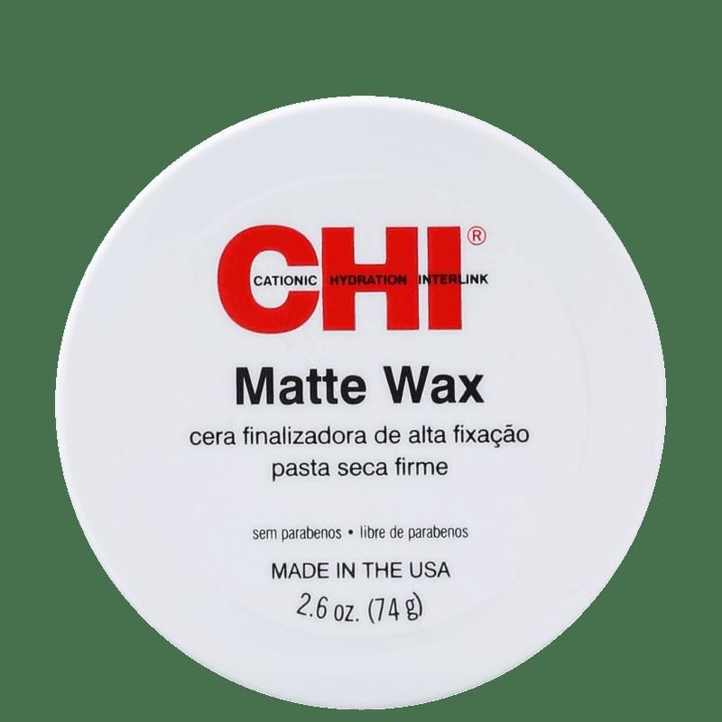 CHI Styling Matte - Cera Modeladora 74g