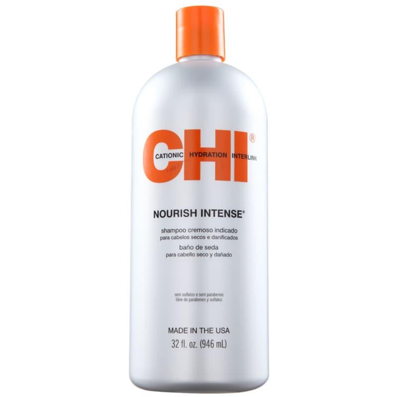 CHI Nourish Intense - Shampoo sem Sulfato 950ml