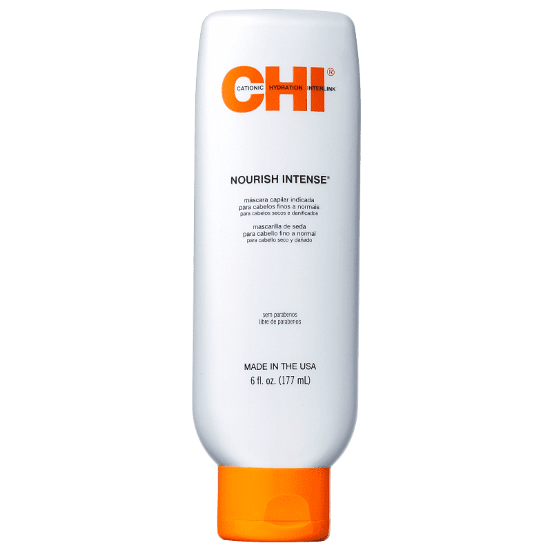 CHI Nourish Intense Fine to Normal Hair - Máscara de Nutrição 177ml