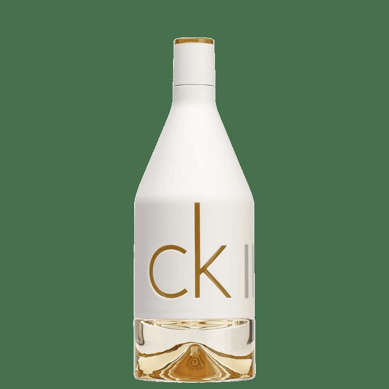 CK in2U For Her Calvin Klein Eau de Toilette - Perfume Feminino 50ml