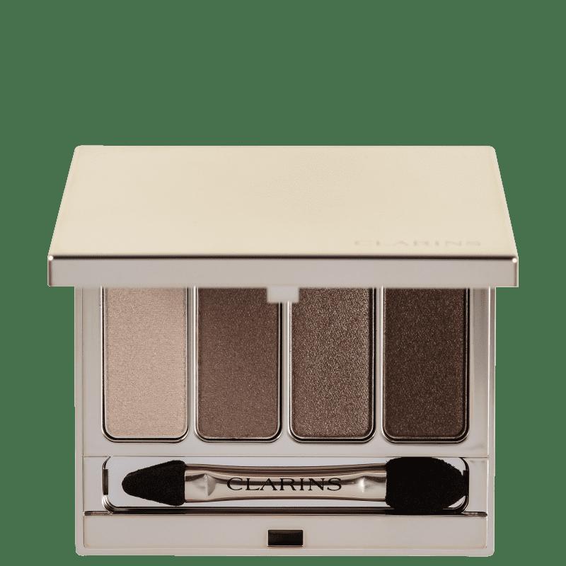 Clarins 4-Colour Eyeshadow Palette N1 Taupe - Paleta de Sombras 7g