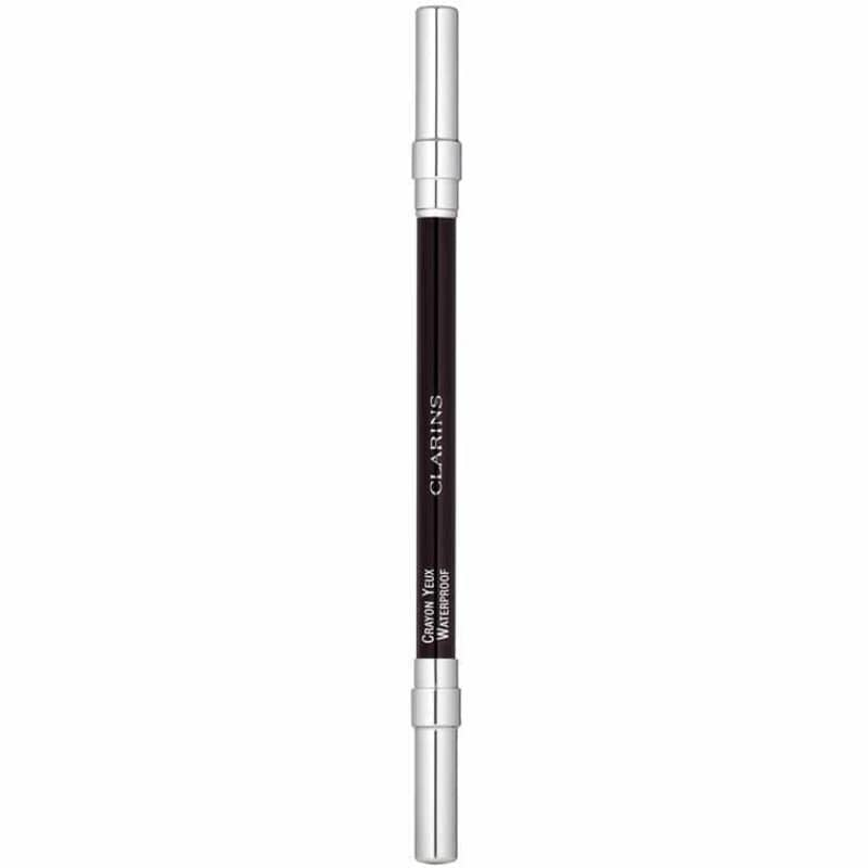 Clarins Crayon Yeux Waterproof 01 Black - Lápis de Olho