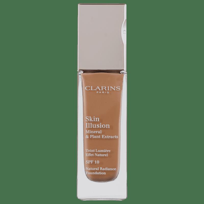 Clarins Skin Illusion 113 Chestnut - Base Líquida