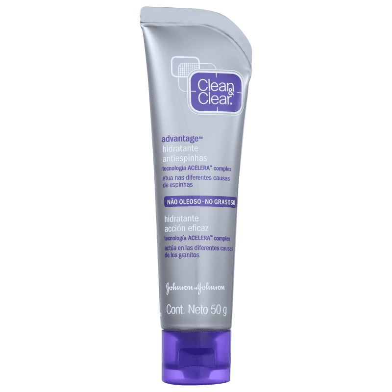 Clean & Clear Advantage - Hidratante Facial 50g
