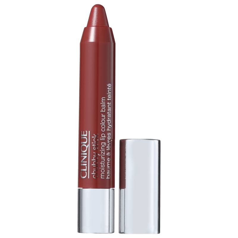 Clinique Chubby Stick Fuller Fig - Batom Cremoso 3g