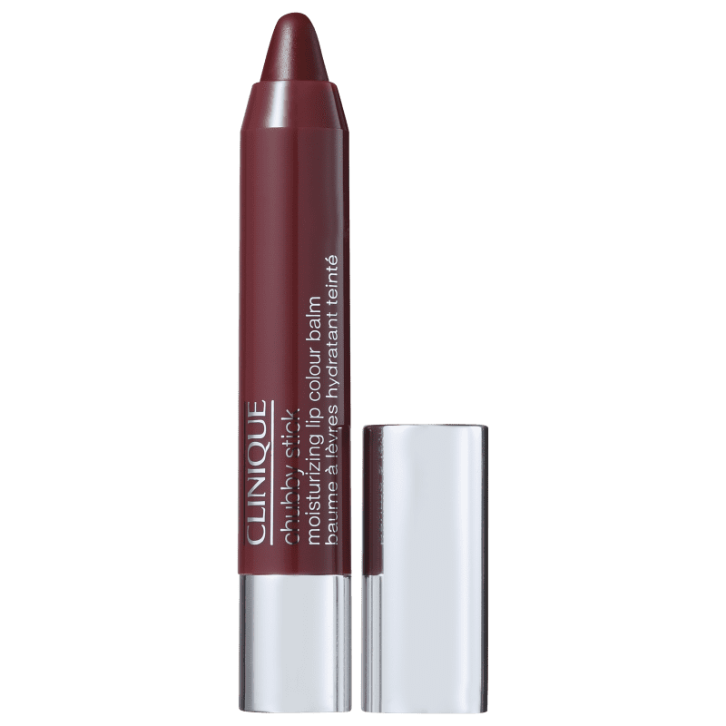 Clinique Chubby Stick Richer Raisin - Batom Cremoso 3g