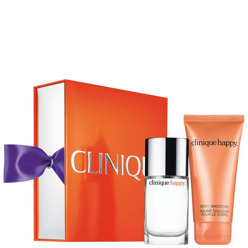 Conjunto Twice as Happy Clinique Feminino - Eau de Parfum 30ml + Loção Corporal 75ml