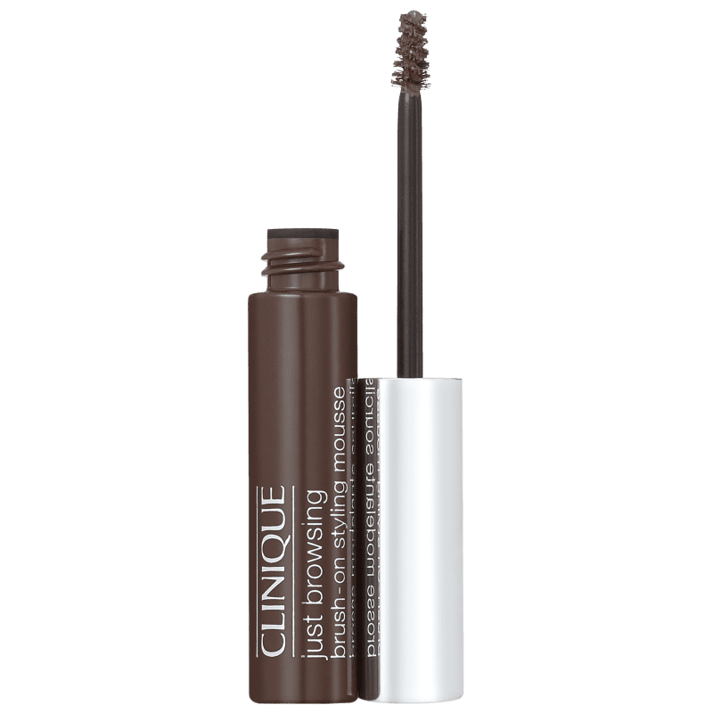 Clinique Just Browsing Deep Brown - Máscara para Sobrancelha 2ml
