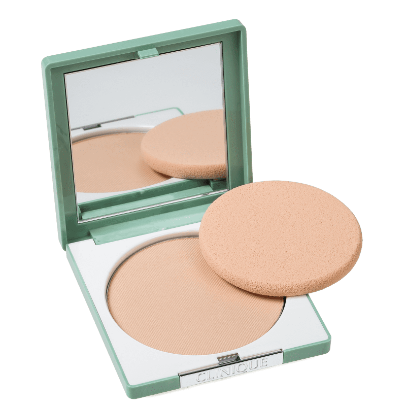 Clinique Stay Matte Sheer Pressed Powder Stay Neutral - Pó Compacto Matte 7,6g