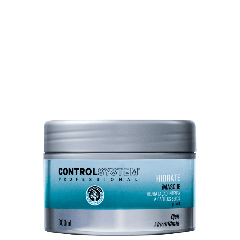 Control System Hidrate - Máscara Capilar 300ml