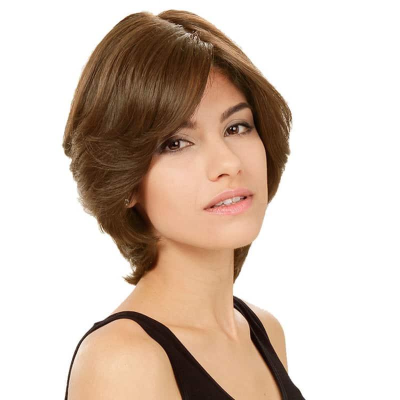 Crown Wigs Amanda Louro Claro/Escuro - Peruca 25cm