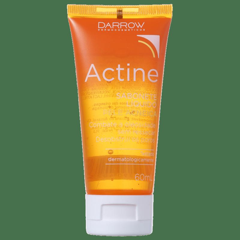 Darrow Actine Pele Acneica - Sabonete Líquido Facial 60ml
