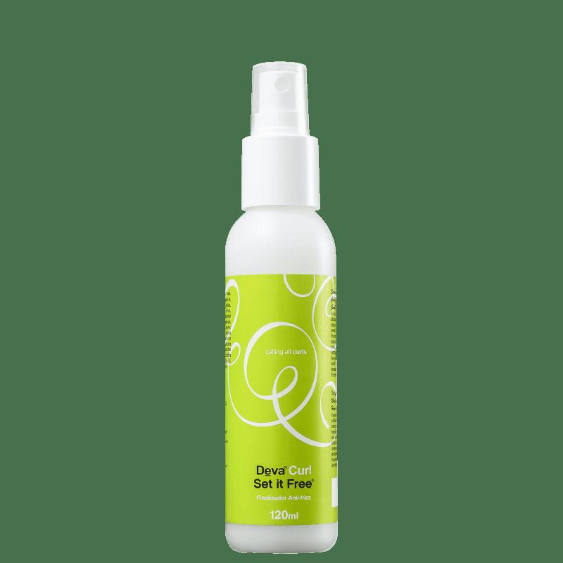 Deva Curl Set It Free - Spray Anti-Frizz 120ml
