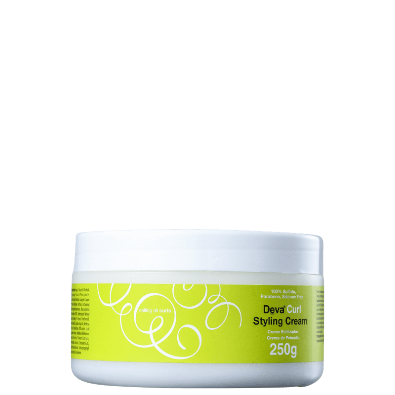 Deva Curl Styling Cream - Creme Modelador 250g