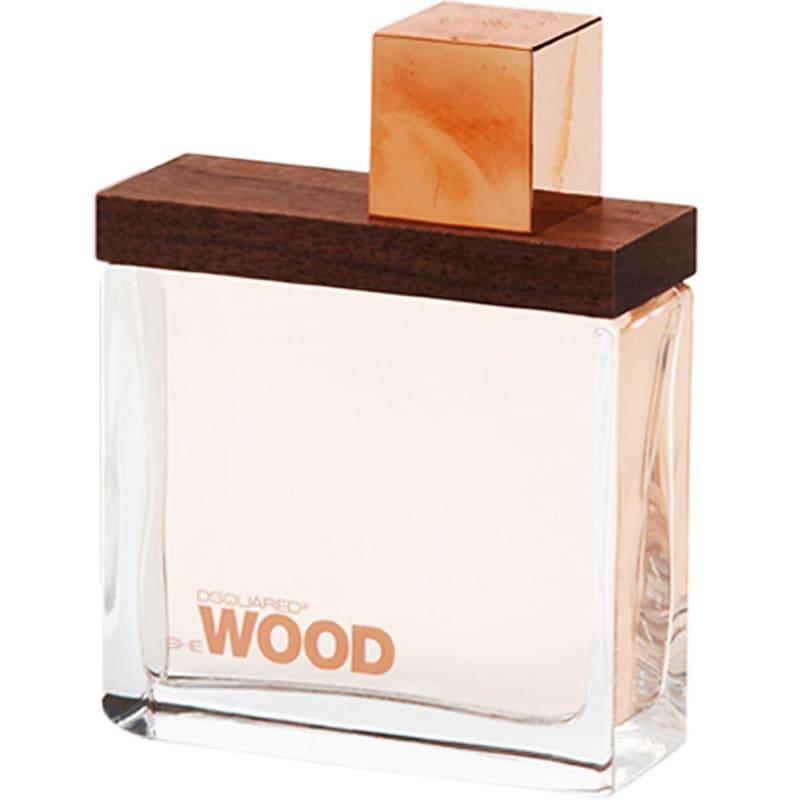 Perfume She Wood Dsquared Eau de Parfum Feminino 50 Ml