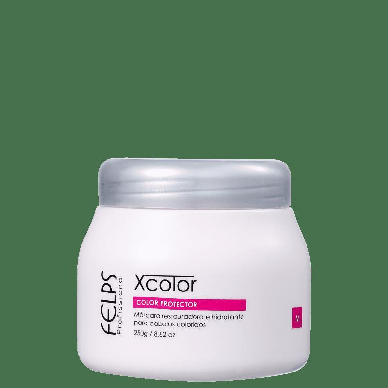 Felps Profissional XColor Color Protector - Máscara de Hidratação 250g