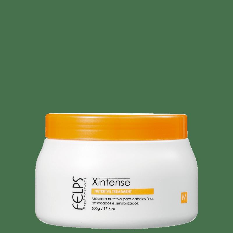Felps Profissional XIntense Nutritive Treatment - Máscara de Nutrição 500g