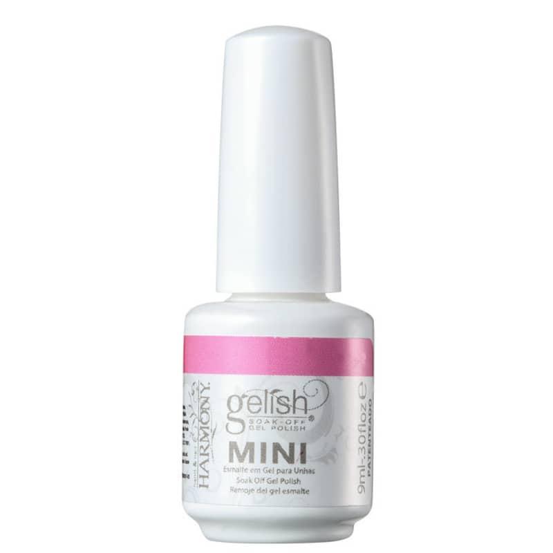 Gelish Soak Off Gel Mini Make Me Blush - Esmalte Cremoso 9ml
