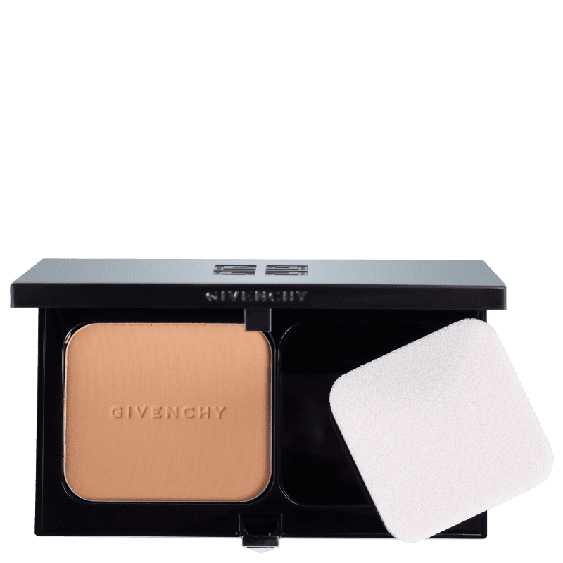 Givenchy Matissime Velvet Compact N04 Mat Beige - Base Compacta 9g