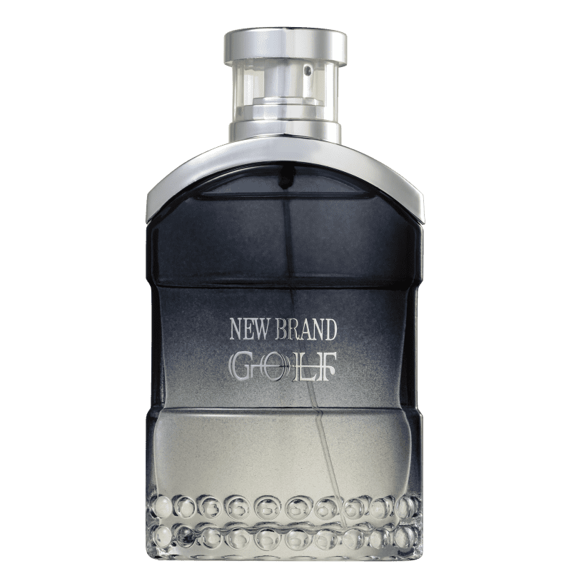 Golf Black For Men New Brand Eau de Toilette - Perfume Masculino 100ml