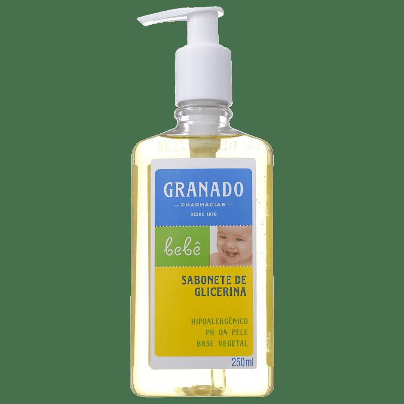 Granado Bebê Glicerina Tradicional - Sabonete Líquido 250ml