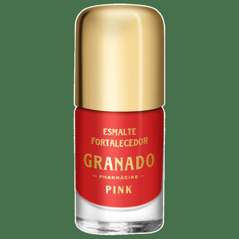 Granado Pink Bailarinas Fortalecedor Galina - Esmalte 10ml