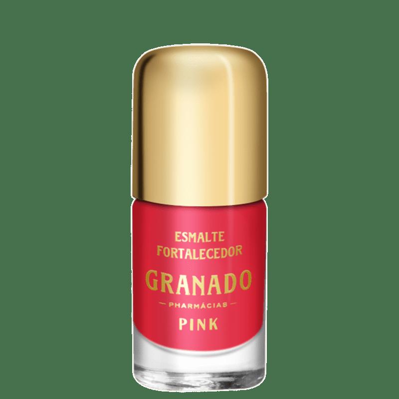 Granado Pink Fortalecedor Frida - Esmalte Cremoso 10ml
